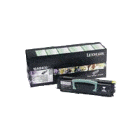 Genuine Lexmark 24017SR Black Toner Cartridge