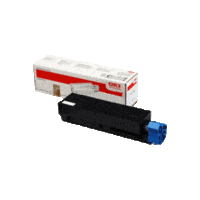 Genuine Oki B412 B432 Toner Cartridge