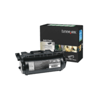 Genuine Lexmark 64017HR Black Toner Cartridge High Yield