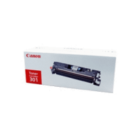 Genuine Canon 301 Cyan Toner Cartridge. Page Yield 4000 pages