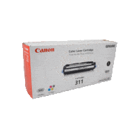 Genuine Canon 311 Black Toner Cartridge. Page Yield 6000 pages