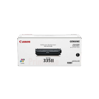 Genuine Canon 335II Black Toner High Yield. Page Yield 13000 pages