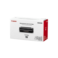 Genuine Canon CARTW Toner Cartridge. Page Yield 3500 pages