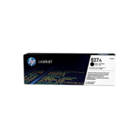 Genuine HP 827A Black Toner Cartridge CF300A.  Page Yield: 29500 pages