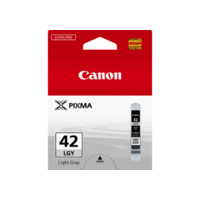 Genuine Canon CLI-42 Light Grey Ink Cartridge. Page Yield 111 pages A3+