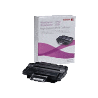 Genuine Fuji Xerox CWAA0776 Black Toner Cartridge Page Yield 5000