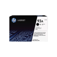 Genuine HP 93A Toner Cartridge CZ192A.  Page Yield: 12000 pages