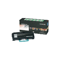Genuine Lexmark E260A11P Black Toner Cartridge