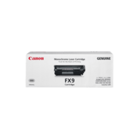 Genuine Canon FX9 Fax Toner Cartridge. Page Yield 2000 pages