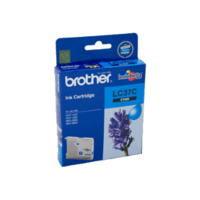 Genuine Brother LC-37 Cyan Ink Cartridge