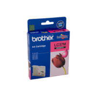 Genuine Brother LC-37 Magenta Ink Cartridge