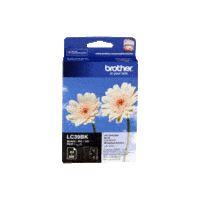 Genuine Brother LC-39 Black Ink Cartridge