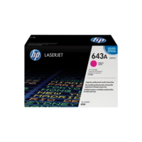 Genuine HP 643A Magenta Toner Cartridge Q5953A.  Page Yield: 10000 pages