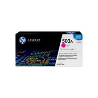 Genuine HP 503A Magenta Toner Cartridge Q7583A.  Page Yield: 6000 pages