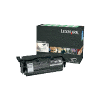 Genuine Lexmark T650A11P Black Toner Cartridge