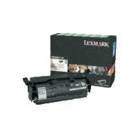 Genuine Lexmark T650H11P Black Toner Cartridge High Yield