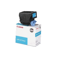 Genuine Canon TG-35 GPR-23 Cyan Toner Cartridge. Page Yield 14000 pages