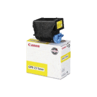 Genuine Canon TG-35 GPR-23 Yellow Toner Cartridge. Page Yield 14000 pages