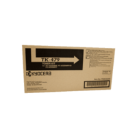 Genuine Kyocera TK-479 Toner Cartridge Page Yield: 15000 pages