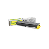 Genuine Kyocera TK-5219Y Yellow Toner Cartridge Page Yield: 20000 pages