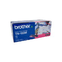 Genuine Brother TN-155M Magenta Toner Cartridge