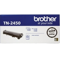 Genuine Brother TN-2450 high yeild black toner - 3000 pages for MFCL2750DW