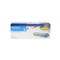 Genuine Brother TN-251C Cyan Toner Cartridge