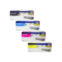 Genuine Brother TN-255 Toner Cartridge Value Pack High Yield