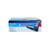 Genuine Brother TN-340C Cyan Toner