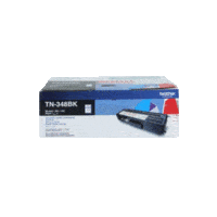 Genuine Brother TN-348BK Black Toner