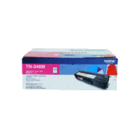 Genuine Brother TN-348M Magenta Toner