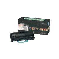 Genuine Lexmark X264A11G Black Toner Cartridge