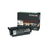 Genuine Lexmark X651A11P Black Toner Cartridge