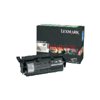 Genuine Lexmark X651H11P Black Toner Cartridge High Yield