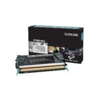 Genuine Lexmark X746H1KG Black Toner Cartridge High Yield